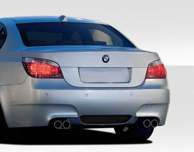 Extreme Dimensions 16 - BMW 5 Series Duraflex M5 Look Rear Bumper Cover - 1 Piece - 104421