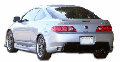 Shop For Acura RSX Rear Bumper On Bodykitscom - Acura rsx bumper