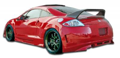 Extreme Dimensions 16 - Mitsubishi Eclipse Duraflex Eternity Rear Bumper Cover - 1 Piece - 104702