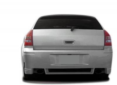 OptionRacing - Dodge Magnum Couture Luxe Rear Bumper Cover - 1 Piece - 104810