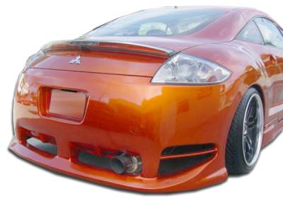 Extreme Dimensions 16 - Mitsubishi Eclipse Duraflex Demon Rear Bumper Cover - 1 Piece - 105251