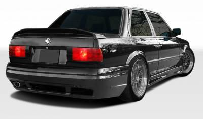 Extreme Dimensions 16 - BMW 3 Series Duraflex GT-S Rear Bumper Cover - 1 Piece - 106847