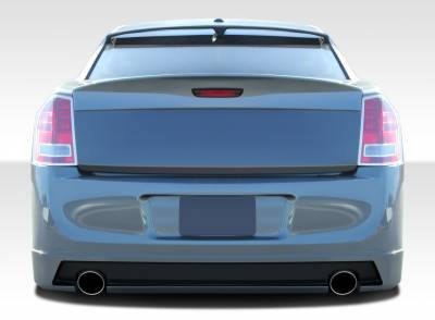 Chrysler 300 Duraflex Brizio Rear Bumper Cover - 1 Piece - 108324