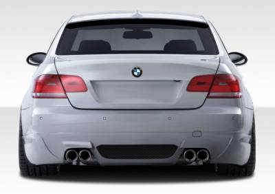 BMW 3 Series 2DR Duraflex LM-S Rear Bumper Cover - 1 Piece - 108643