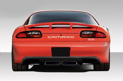 Chevrolet Camaro Duraflex ZR Edition Rear Bumper Cover - 1 Piece - 108842