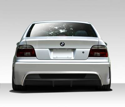 Extreme Dimensions 16 - BMW 5 Series Duraflex GT-S Rear Bumper Cover - 1 Piece - 108977