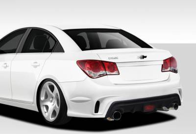 Chevrolet Cruze Duraflex GT Racing Rear Bumper Cover - 1 Piece - 109504