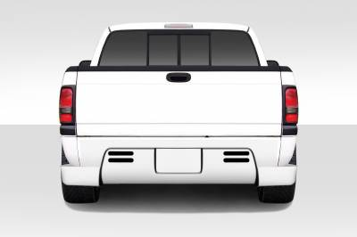 Dodge Ram Duraflex BT-1 Rear Bumper Cover - 1 Piece - 112019