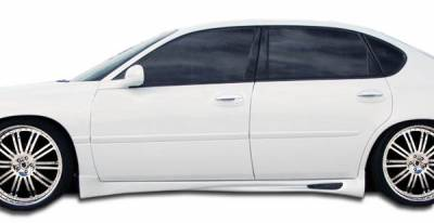 Extreme Dimensions 16 - Chevrolet Impala Duraflex Skyline Side Skirts Rocker Panels - 2 Piece - 100009