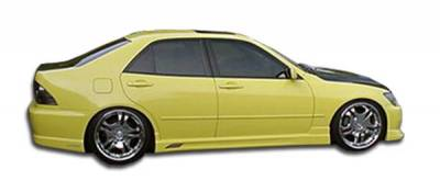 Extreme Dimensions 16 - Lexus IS Duraflex C-1 Side Skirts Rocker Panels - 2 Piece - 100106