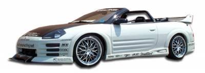 Extreme Dimensions 16 - Mitsubishi Eclipse Duraflex Shine Side Skirts Rocker Panels - 2 Piece - 100126