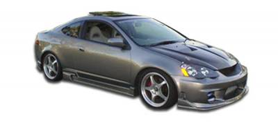 Extreme Dimensions 16 - Acura RSX Duraflex I-Spec Side Skirts Rocker Panels - 2 Piece - 100308