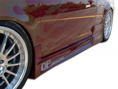 Extreme Dimensions 16 - Pontiac G5 Duraflex Drifter 2 Side Skirts Rocker Panels - 2 Piece - 100635