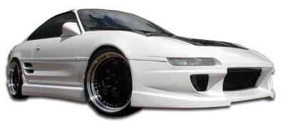 Extreme Dimensions 16 - Toyota MR2 Duraflex Type B Side Skirts Rocker Panels - 2 Piece - 101036