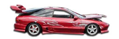 Extreme Dimensions 16 - Ford Probe Duraflex Vader Side Skirts Rocker Panels - 2 Piece - 101236