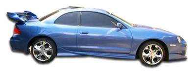 Extreme Dimensions - Toyota Celica Duraflex Vader Side Skirts Rocker Panels - 2 Piece - 101504