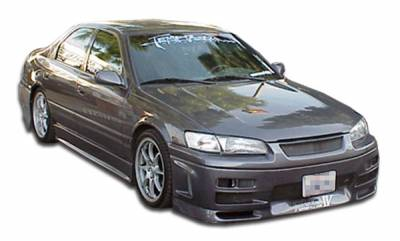 Extreme Dimensions 16 - Toyota Camry Duraflex Evo 4 Side Skirts Rocker Panels - 2 Piece - 101923