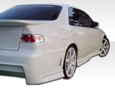 Extreme Dimensions 16 - Toyota Camry Duraflex Xtreme Side Skirts Rocker Panels - 2 Piece - 101926