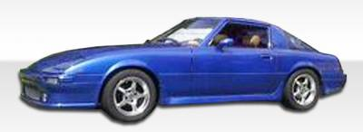 Extreme Dimensions - Mazda RX-7 Duraflex M-1 Speed Side Skirts Rocker Panels - 2 Piece - 102439