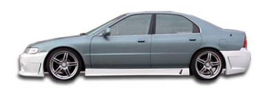 Extreme Dimensions 16 - Honda Accord Duraflex B-2 Side Skirts Rocker Panels - 2 Piece - 103259