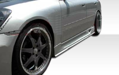 Extreme Dimensions 16 - Infiniti G35 4DR Duraflex Sigma Side Skirts Rocker Panels - 2 Piece - 103302