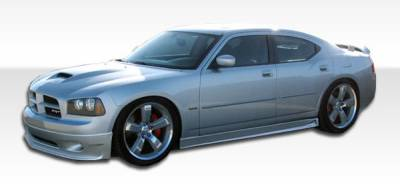 Extreme Dimensions 16 - Dodge Charger Duraflex VIP Side Skirts Rocker Panels - 2 Piece - 103331