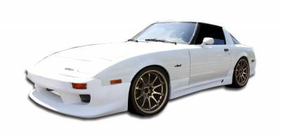 Mazda RX-7 Duraflex GP-1 Side Skirts Rocker Panels - 2 Piece - 103639