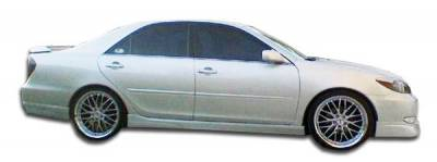 Extreme Dimensions 16 - Toyota Camry Duraflex Vortex Side Skirts Rocker Panels - 2 Piece - 104217