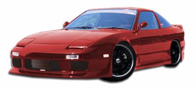 Extreme Dimensions 16 - Nissan 240SX Duraflex GP-2 Side Skirts Rocker Panels - 2 Piece - 104257