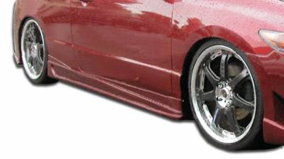 Extreme Dimensions 16 - Honda Civic 2DR Duraflex Sigma Side Skirts Rocker Panels - 2 Piece - 104695