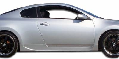 Extreme Dimensions 16 - Nissan Altima Duraflex Racer Side Skirts Rocker Panels - 2 Piece - 105014