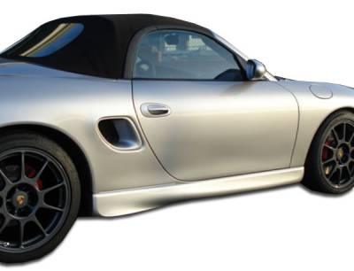 Extreme Dimensions 16 - Porsche Boxster Duraflex GT-3 Look Side Skirts Rocker Panels - 2 Piece - 105412