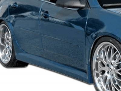 Extreme Dimensions 16 - Pontiac G6 Duraflex GT Competition Side Skirts Rocker Panels - 2 Piece - 106068