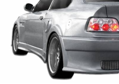 Extreme Dimensions 16 - BMW 3 Series 2DR Duraflex I-Design Wide Body Side Skirts Rocker Panels - 2 Piece - 106502