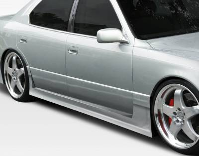 Extreme Dimensions 16 - Lexus LS400 Duraflex VIP Side Skirts Rocker Panels - 2 Piece - 106566