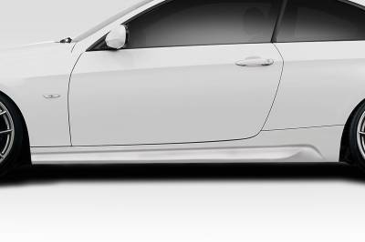 Extreme Dimensions 16 - BMW 3 Series 2DR Duraflex M3 Look Side Skirts Rocker Panels - 2 Piece - 106899