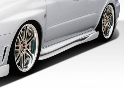 Subaru WRX Duraflex C-Speed 2 Side Skirts Rocker Panels - 2 Piece - 107856