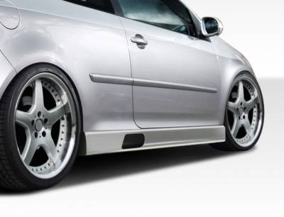 Extreme Dimensions - Volkswagen Rabbit Duraflex PR-D Side Skirts Rocker Panels - 2 Piece - 108336