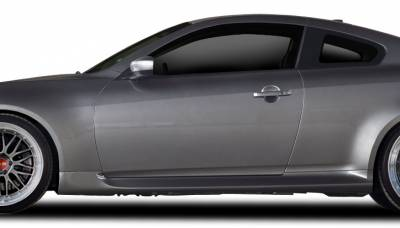 Infiniti G37 Duraflex IPL Look Side Skirts Rocker Panels - 2 Piece - 108801