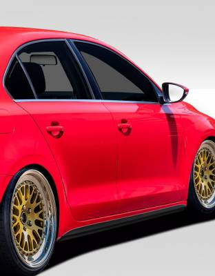 Extreme Dimensions 16 - Volkswagen Jetta Duraflex GLI Look Side Skirt Rocker Panels - 2 Piece - 109316