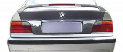 Carbon Creations - BMW 3 Series 2DR Carbon Creations OEM Trunk - 1 Piece - 103040