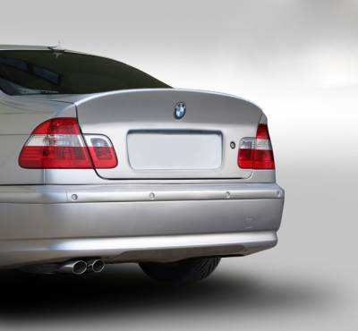 Extreme Dimensions 16 - BMW 3 Series 4DR Duraflex CSL Look Trunk- 1 Piece - 108628