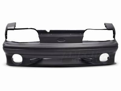 AM Custom - Ford Mustang Front Bumper Cover - 94318