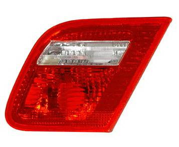 Anzo - BMW 3 Series 2DR Anzo Taillights - Red & Clear - 221164