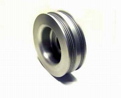 Auto Specialties - Auto Specialties Crank Pulley with 25 Percent Reduction - Nitride - 331000