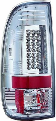 APC - Ford F150 APC LED Taillights with Clear Lens - 406573TL