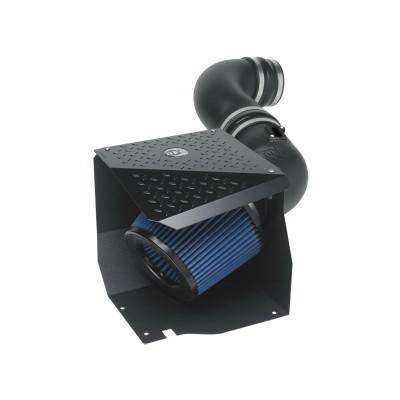 aFe - Chevrolet Silverado aFe MagnumForce Pro-Dry-S Stage 2 Air Intake System - 51-10882