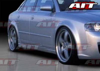 AIT Racing - Audi A4 AIT Corsa Style Side Skirts - A402HICORSS4