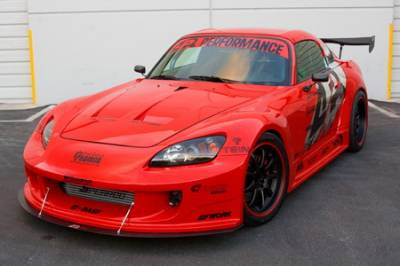 APR - Honda S2000 APR Wide Body Aero Kit - AB-922000
