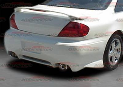 AIT Racing - Acura CL AIT Racing EVO2 Style Rear Bumper - ACL01HIEVO2RB2